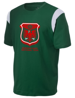 Burkina Faso Soccer Holloway Men's Rush T-Shirt