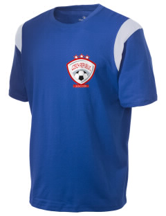 Czech Republic Soccer Holloway Men's Rush T-Shirt