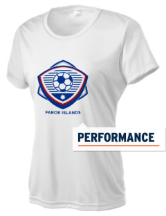 Faroe Islands Soccer Women's Competitor Performance T-Shirt