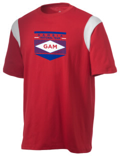 Gambia Soccer Holloway Men's Rush T-Shirt