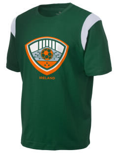 Republic of Ireland Soccer Holloway Men's Rush T-Shirt