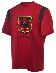 Mozambique Soccer Holloway Men's Rush T-Shirt