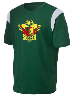 Sao Tome e Principe Soccer Holloway Men's Rush T-Shirt