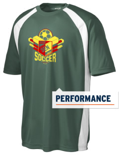 Senegal Soccer Men's Dry Zone Colorblock T-Shirt