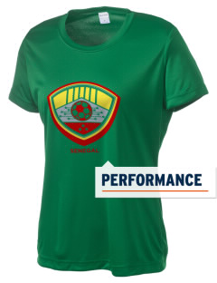 Senegal Soccer Women's Competitor Performance T-Shirt