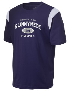 Runnymede Elementary School Hawks Holloway Men's Rush T-Shirt