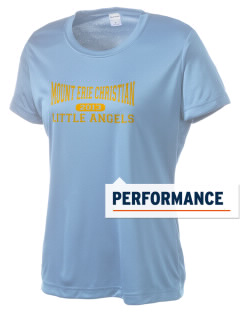 Mount Erie Christian Academy Little Angels Women's Competitor Performance T-Shirt