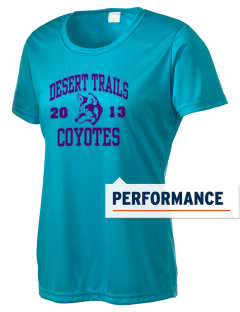 Desert Trails Elementary School Coyotes Women's Competitor Performance T-Shirt
