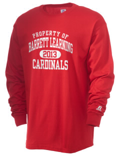 Barrett Learning Center Cardinals  Russell Men's Long Sleeve T-Shirt