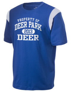Deer Park Elementary School Deer Holloway Men's Rush T-Shirt
