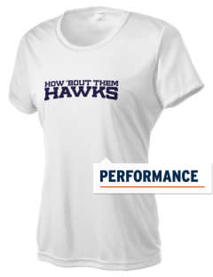 River Ridge High School Hawks Women's Competitor Performance T-Shirt
