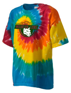 Mountain Ridge High School Mountain Lions Kid's Tie-Dye T-Shirt