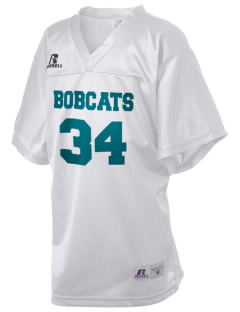 Bonner Elementary School Bobcats Russell Kid's Replica Football Jersey