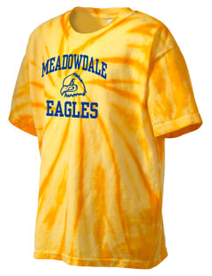 Meadowdale Elementary School Eagles Kid's Tie-Dye T-Shirt