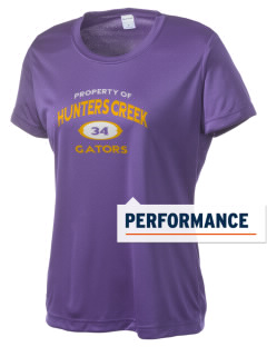 Hunters Creek Elementary School Gators Women's Competitor Performance T-Shirt