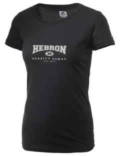 Hebron High School Hawks  Russell Women's Campus T-Shirt