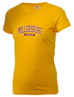 Millersburg Area High School Indians  Russell Women's Campus T-Shirt