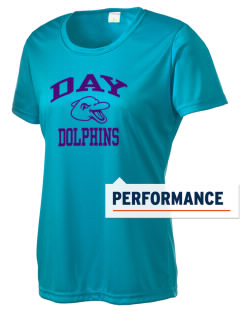 Day Middle School Dolphins Women's Competitor Performance T-Shirt