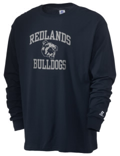 Redlands Adventist Academy Bulldogs  Russell Men's Long Sleeve T-Shirt