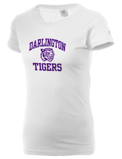Darlington School Tigers  Russell Women's Campus T-Shirt