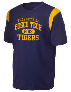 Don Bosco Tech Institute School Tigers Holloway Men's Rush T-Shirt