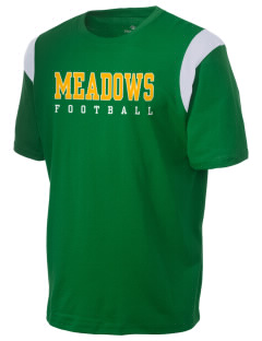 Meadows Elementary School Monarchs Holloway Men's Rush T-Shirt