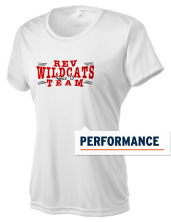 Redlands East Valley High School Wildcats Women's Competitor Performance T-Shirt