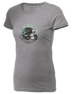Skyline High School Spartans  Russell Women's Campus T-Shirt