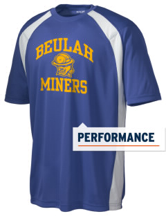 Beulah High School Miners Men's Dry Zone Colorblock T-Shirt