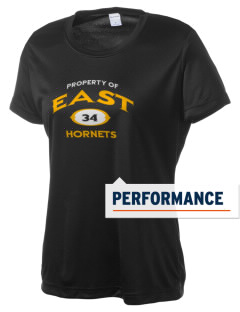 East Middle School Hornets Women's Competitor Performance T-Shirt