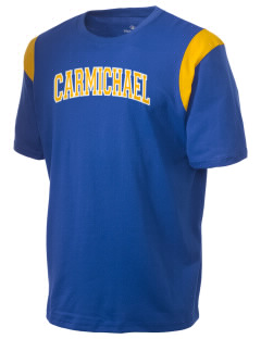 Carmichael School Cougars Holloway Men's Rush T-Shirt