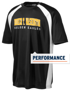 Washington High School Golden Eagles Men's Dry Zone Colorblock T-Shirt