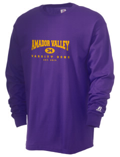 Amador Valley High School Dons  Russell Men's Long Sleeve T-Shirt