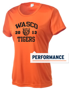 Wasco High School Tigers Women's Competitor Performance T-Shirt