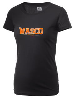 Wasco High School Tigers  Russell Women's Campus T-Shirt