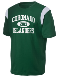 Coronado High School Islanders Holloway Men's Rush T-Shirt