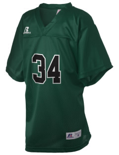 Homestead High School Mustangs Russell Kid's Replica Football Jersey