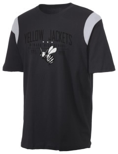 Newark High School Yellow Jackets Holloway Men's Rush T-Shirt