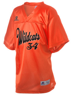 Libertyville High School Wildcats Russell Kid's Replica Football Jersey