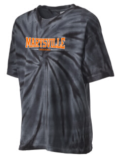 Marysville High School Indians Kid's Tie-Dye T-Shirt