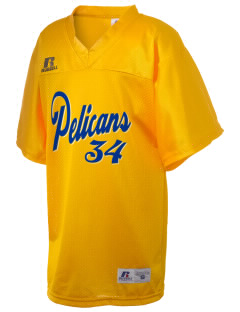 Pelham Pelicans Russell Kid's Replica Football Jersey