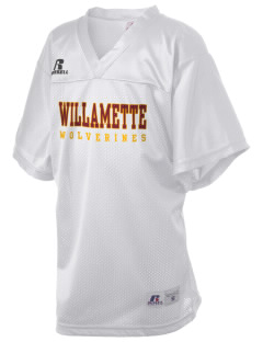 Willamette High School Wolverines Russell Kid's Replica Football Jersey