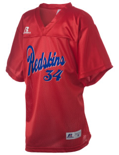 Neshaminy High School Redskins Russell Kid's Replica Football Jersey