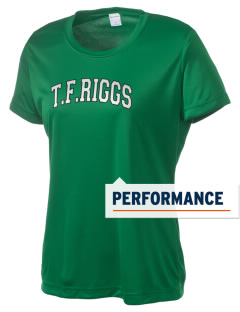 T.F. Riggs High School Governors Women's Competitor Performance T-Shirt
