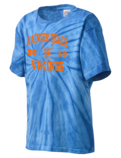 Rainier Beach High School Vikings Kid's Tie-Dye T-Shirt