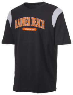Rainier Beach High School Vikings Holloway Men's Rush T-Shirt
