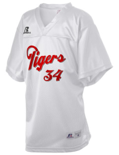 Ellendale Elementary School Tigers Russell Kid's Replica Football Jersey