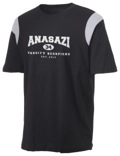 Anasazi Elementary School Scorpions Holloway Men's Rush T-Shirt