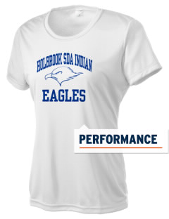Holbrook SDA Indian School Eagles Women's Competitor Performance T-Shirt