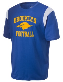 Brooklyn Elementary School Eagles Holloway Men's Rush T-Shirt